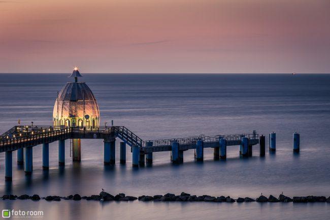 Sellin Strand Tauchgondel Rügen
