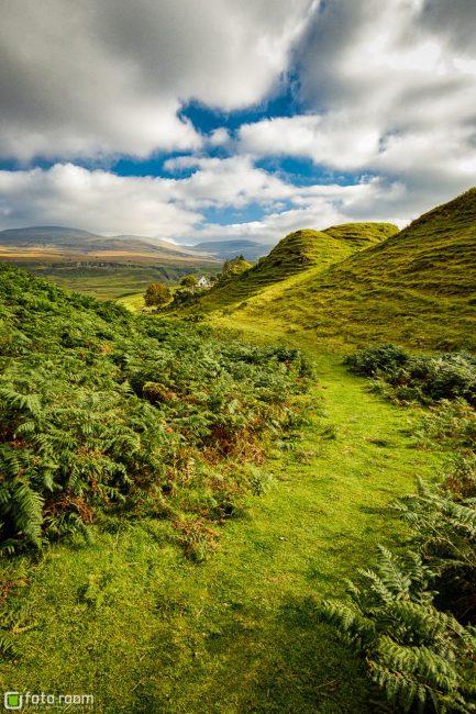 Fairy Glen - Isle of Skye