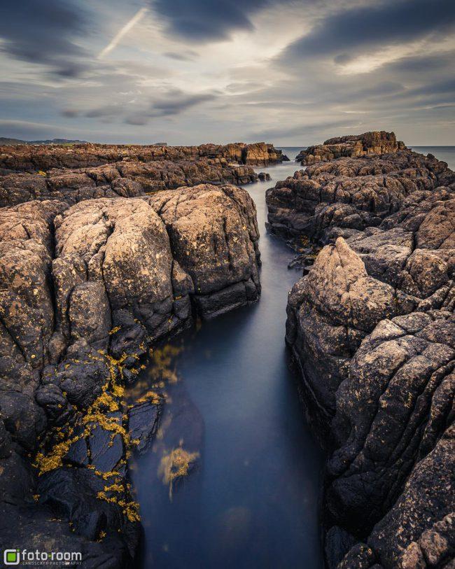 Staffin Bay - Isle of Skye