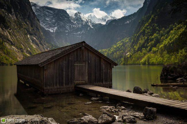 Obersee Bootshütte